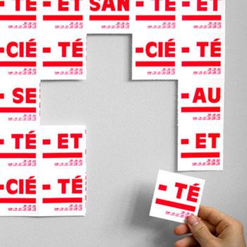 Réseau Santé et Société / identité et site internet