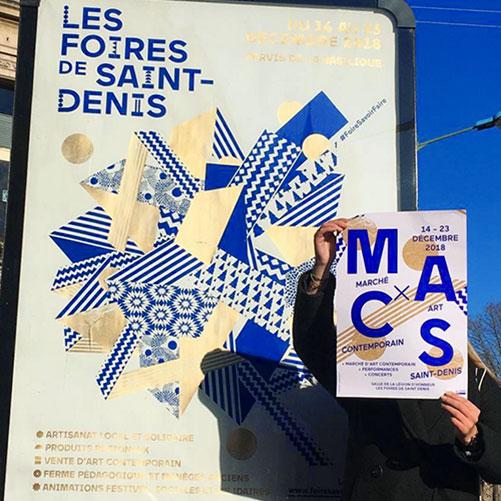 Foire des savoir-faire solidaires / MACS Saint-Denis